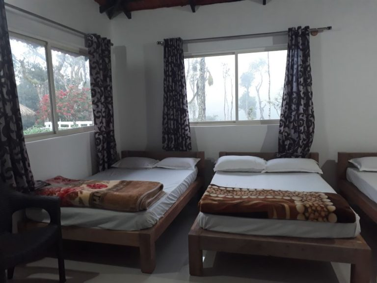 Bed Rooms - Beanzone Homestay Chikmagalur