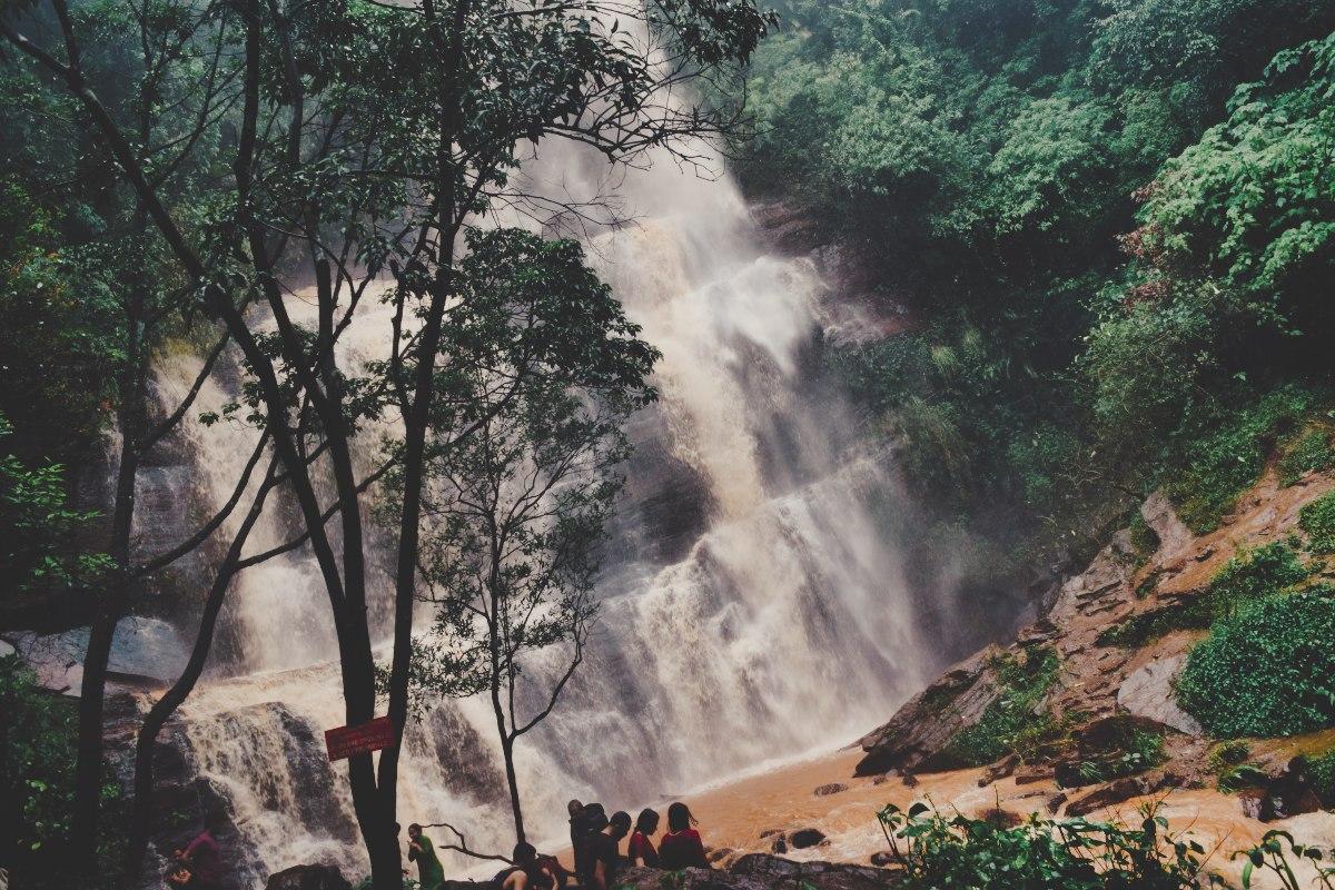 Jhari Waterfalls, Chikmagalur